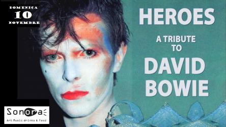 Heroes a tribute to David Bowie